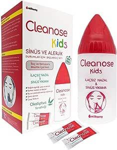 Milkway Cleanose Kids Sinüs Ve Alerjik Durumlar İçin Başlangıç Seti