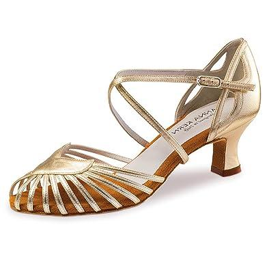 Femmes Cuir Cmuk 9 Anna 5 Chaussures De 50 Kern Danse Or 536 K1cTJlF