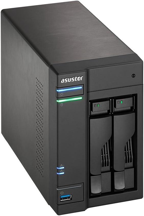 ASUS AS6102T Ethernet Negro - Unidad Raid (Unidad de Disco Duro ...