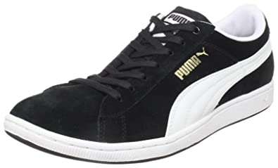 Puma Black Supersuede 5 En Femmes Chaussures 37 Eur Noirblanc znvHxz6