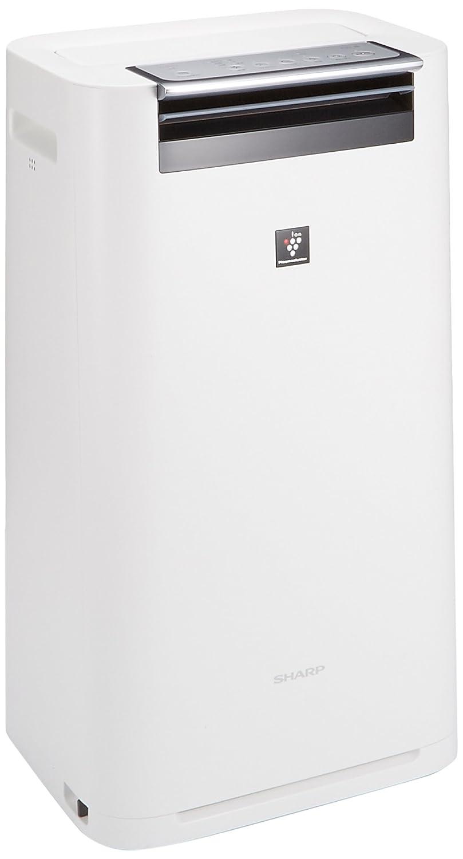 シャープ 加湿空気清浄機 プラズマクラスター25000~16畳/空気清浄 ~31畳 ホワイト KI-GS70-W B01LW6J6JG