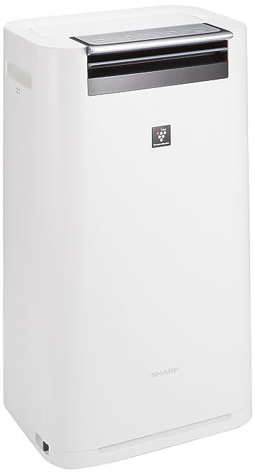 シャープ 加湿 空気清浄機 プラズマクラスター 25000 ハイグレード 16畳 / 空気清浄 31畳 ホワイト KI-GS70-W