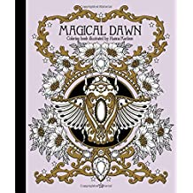 "Magical Dawn Coloring Book: Published in Sweden as ""Magisk Gryning"" (Gsp- Trade)"