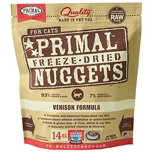Freeze Dried Nuggets Feline Venison