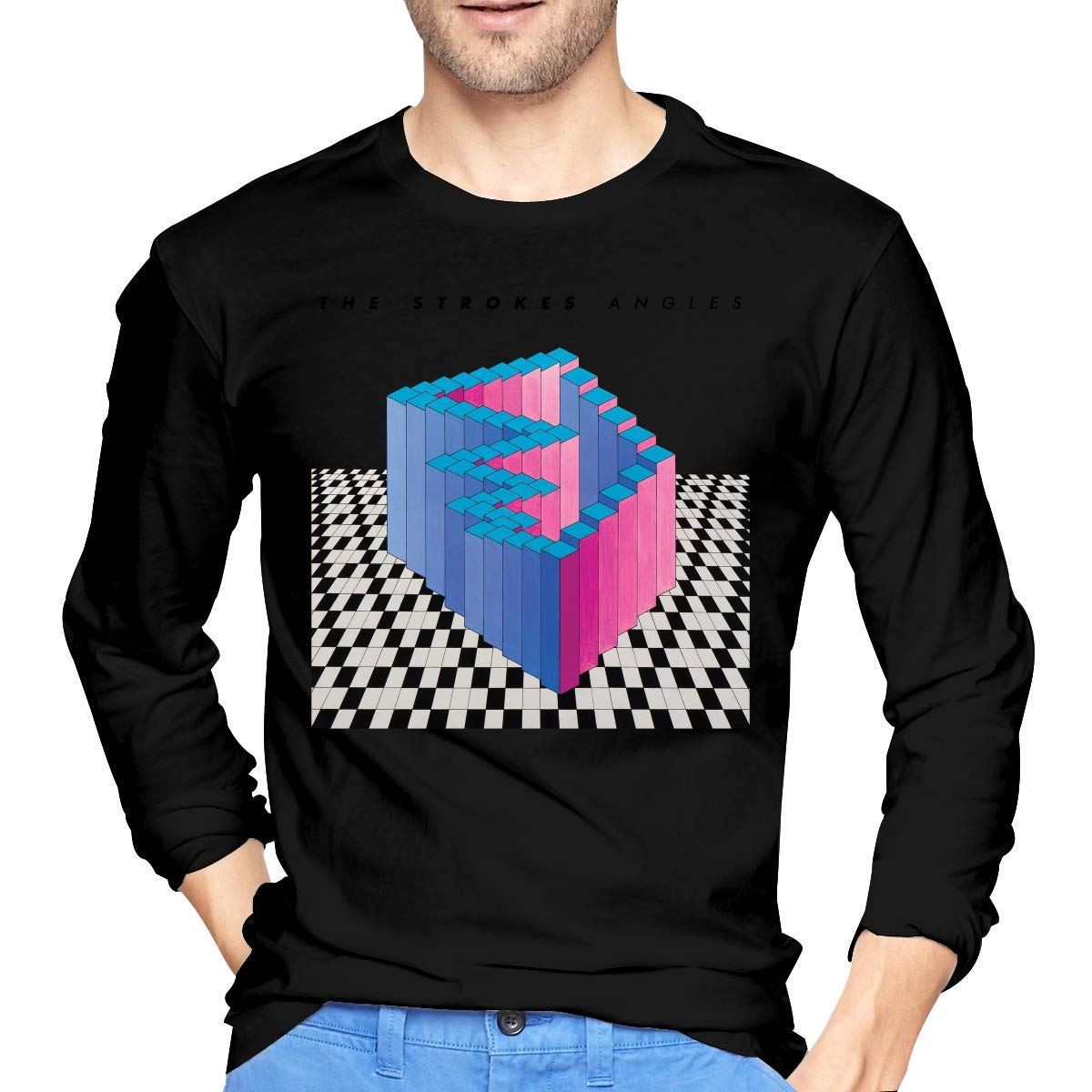 Fssatung S The Strokes Angles Tshirt Black