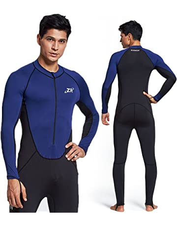 c93805845b Zionor Full Body Sport Rash Guard Dive Skin Suit for Swimming Snorkeling  Diving Surfing with UV