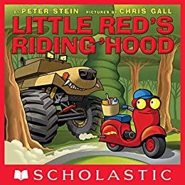 Little Red's Riding 'Hood by [Stein, Peter]