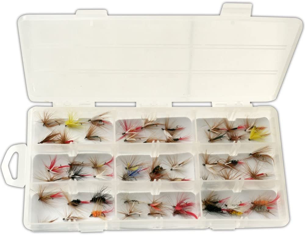 50 south bend FLIES ASSORTED 50 PK W//BOX