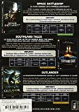 Au coeur de la Science Fiction - Coffret - Space Battleship + Southland Tales + Outlander