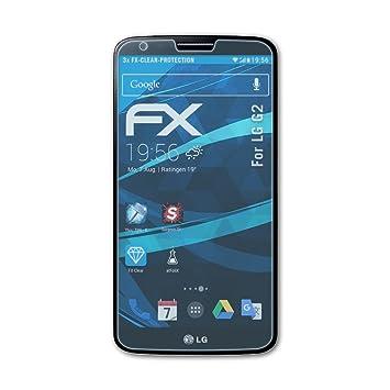 Atfolix 3x Displayschutzfolie Für Sony Xperia Z Ultra Schutzfolie Fx-clear Folie Handys & Kommunikation