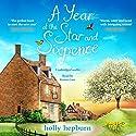A Year at the Star and Sixpence Hörbuch von Holly Hepburn Gesprochen von: Karen Cass