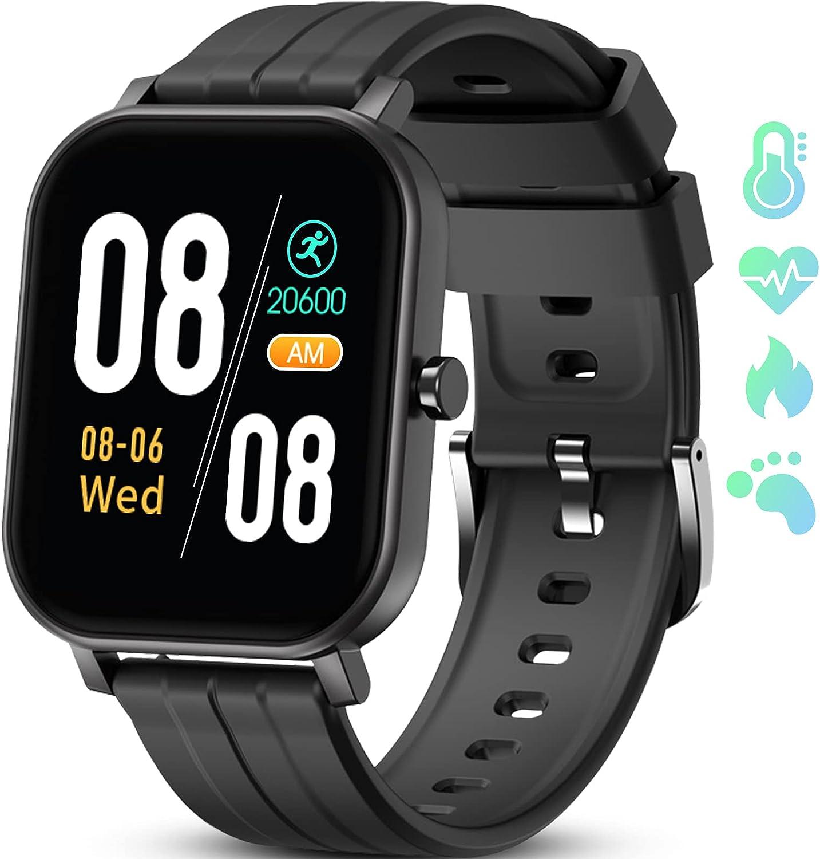 Smartwatch Gokoo (2 colores) por 25,99€ marcando aplicar cupón y usando el #código: EF7UGS8X