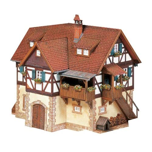 Faller F130266 - Modélisme - Maison Colombage