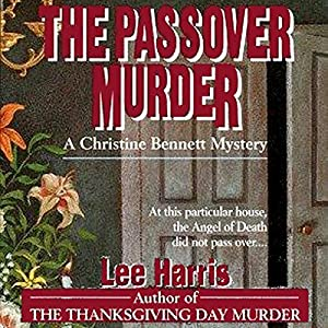 The Passover Murder Hörbuch