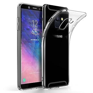 Eiission Samsung Galaxy A6 Hulle A6 2018 Amazon De Elektronik