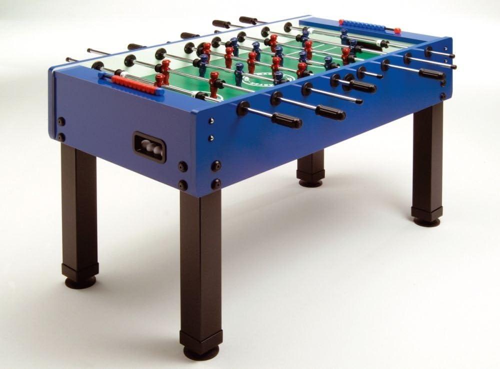 Wins puertos Master-cup futbolín azul: Amazon.es: Deportes y aire ...