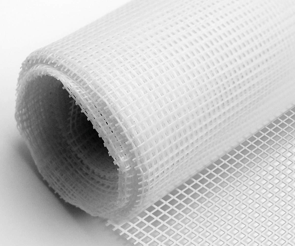 Tejido de protecci/ón contra Insectos de Fibra de Vidrio 100 x 250 cm 120 x 250 cm 03434 WINDHAGER Blanco mosquitera