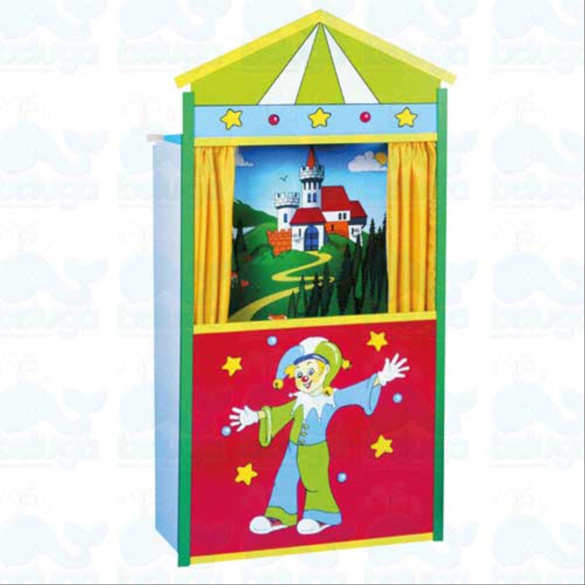 Beluga Toys Theatre 50128Puppets Doll Beluga Spielwaren GmbH