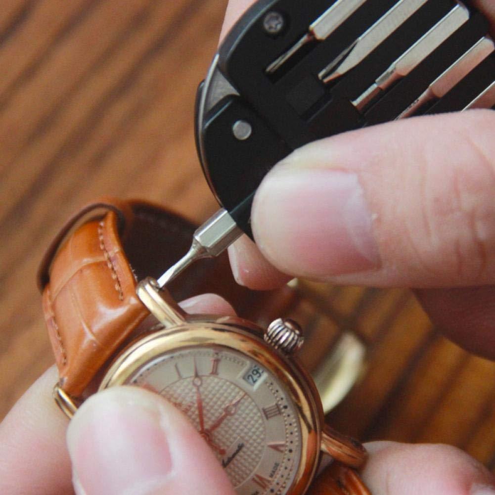 Edc Llavero De La Hebilla con Plegable Mini Destornillador Alicates Y Cortadoras De Cart/ón De Bolsillo 7-en-1 Herramientas De Funci/ón Multi Bolsillo De La Moneda Llavero