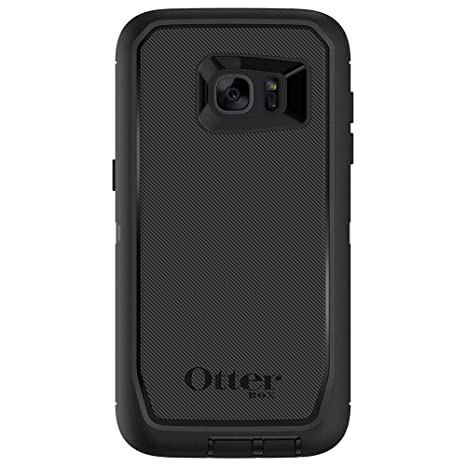release date 49fe3 f7584 Rugged Protection OtterBox Defender Series Case for Samsung Galaxy S7 Edge  (ONLY) - Bulk Packaging - Black