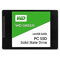 SSD Green 120GB 2,5 SATA - WDS120G1G0A