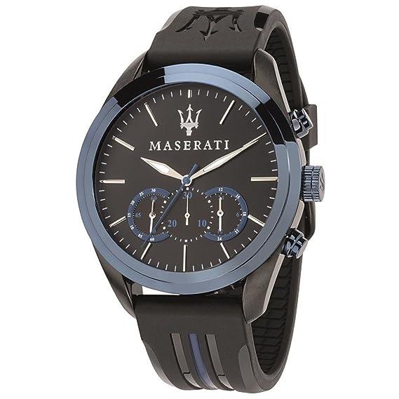 MASERATI TRAGUARDO relojes hombre R8871612006