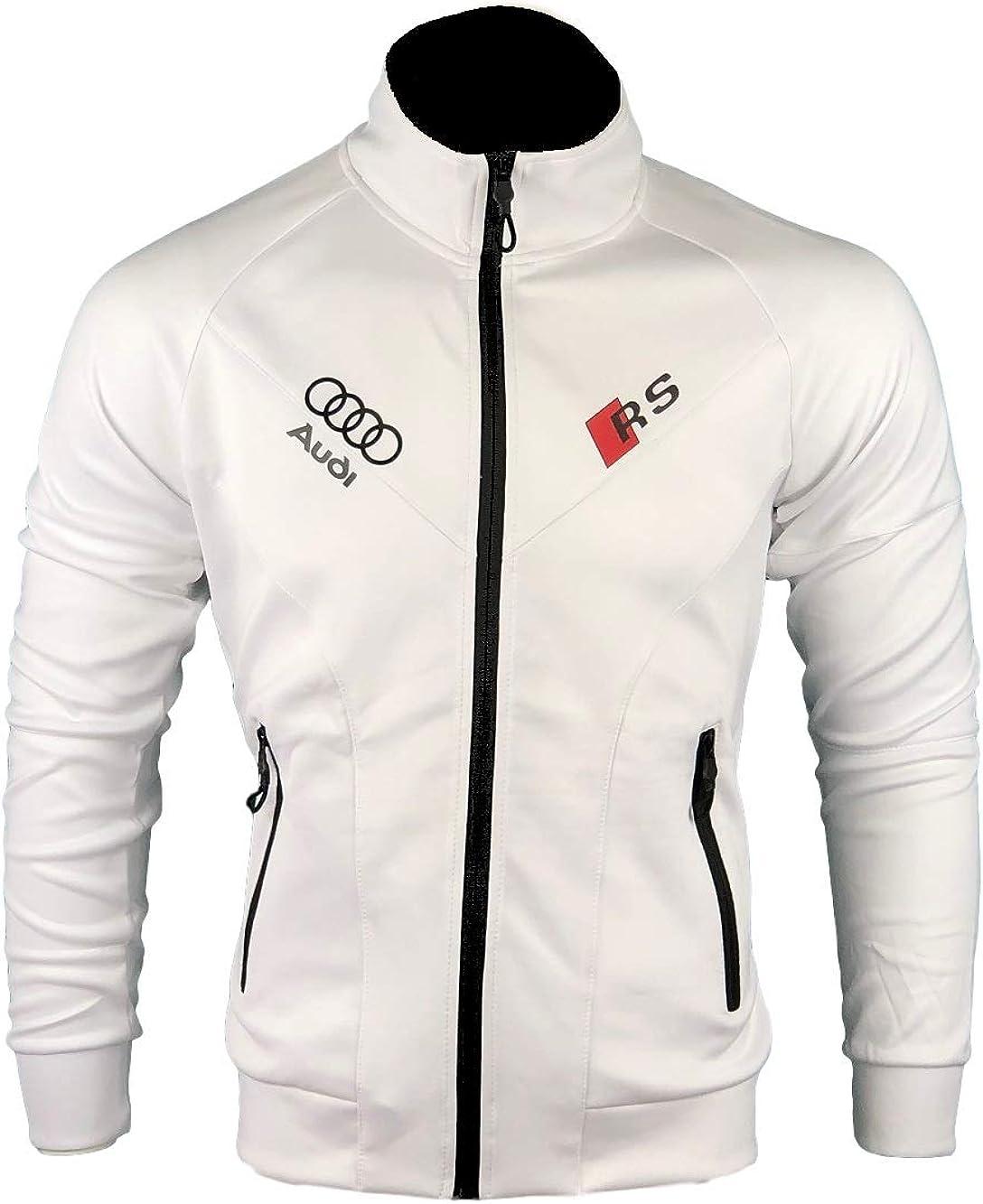 Furia Rossa - Jogging para Hombre, Color Blanco, para Audi RS, sin ...