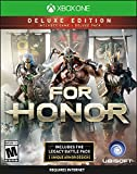 For Honor: Deluxe Edition (Includes Extra Content) - Xbox One