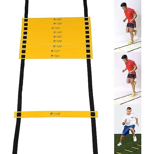 Morning May 6M 12-Rung - Escalera de rítme para Deportes de ...