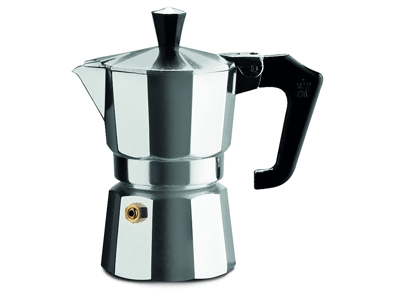 Pezzetti italexpress –  Aluminium Kaffeemaschine, 2 Tassen Ghidini