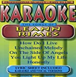 Karaoke: Songs By Leann Rimes
