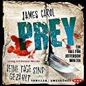 Prey: Deine Tage sind gezählt (Jefferson Winter 3) Audiobook by James Carol Narrated by Dietmar Wunder