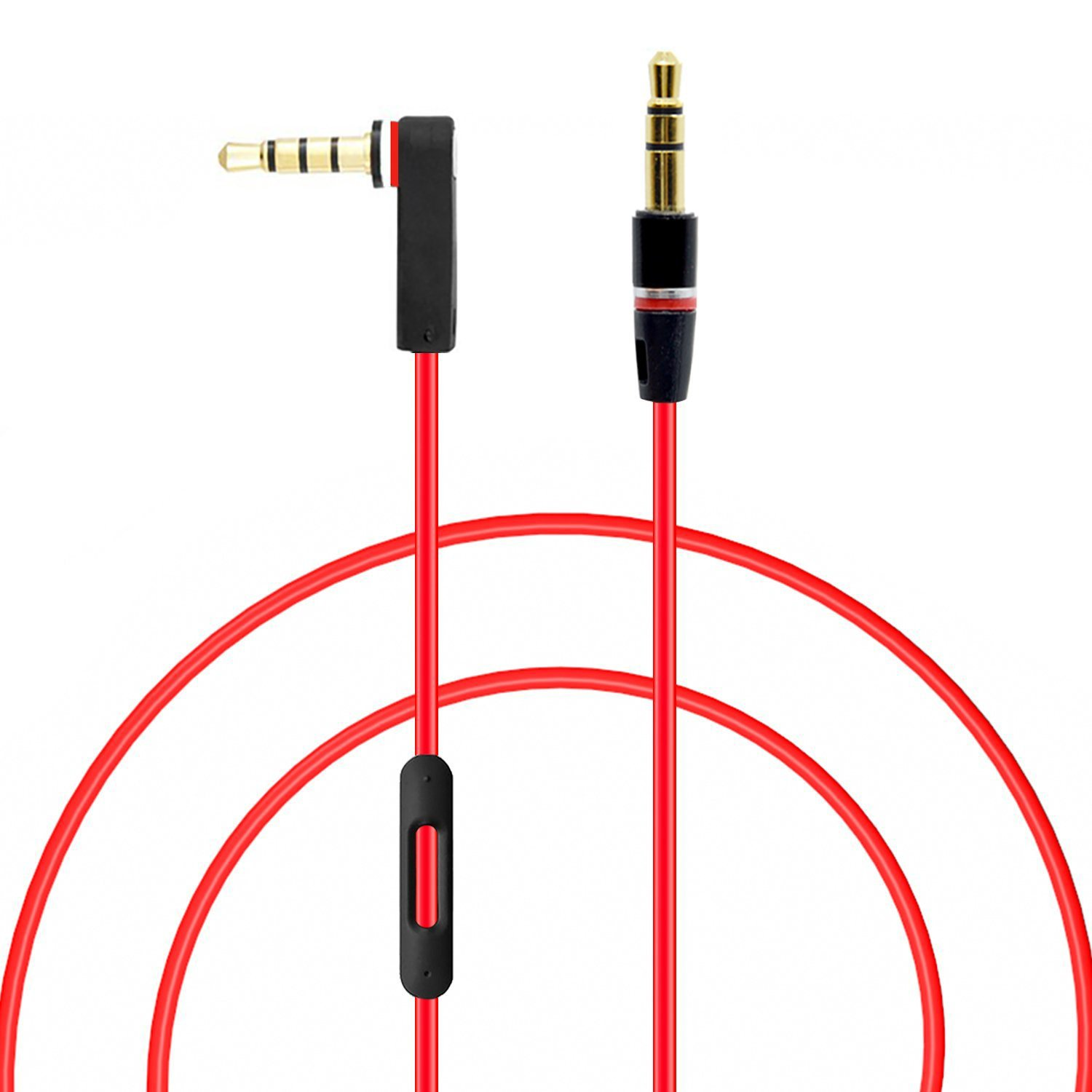 ca13dfbaab5 Buy Original Replacement Control Talk Cable For Beats by Dre Headphones  Solo Studio Mixr Wireless (Discontinued by Manufacturer) Online at Low  Prices in ...
