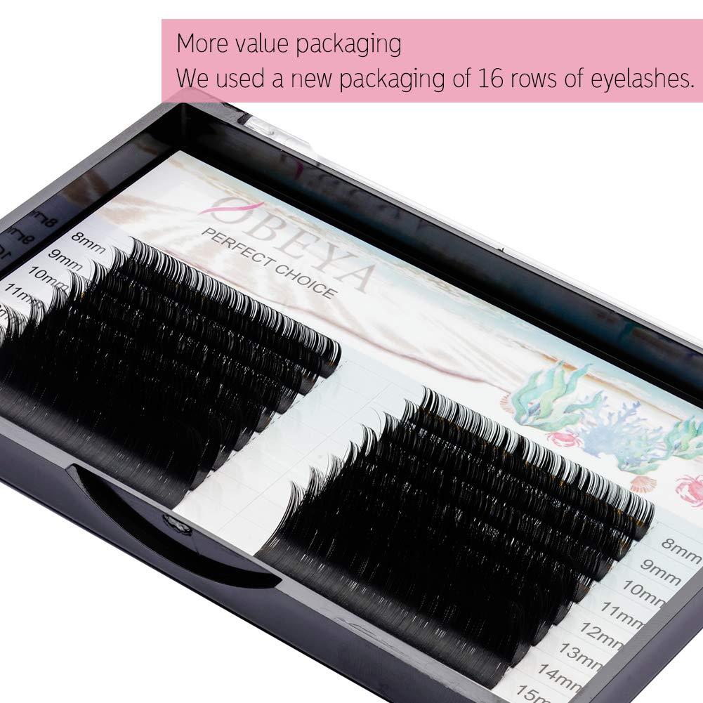 Amazon Obeya Eyelash Extensions 010 C Curl Lash Extensions 8