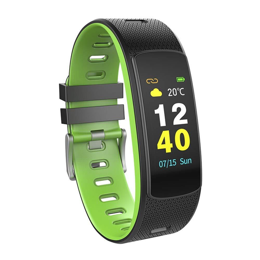 MI-Pedometri Herzfrequenz Armband Sport Fitness Leben Wasserdichte Männer und Frauen Armband Informationen Anrufer ID Smart Armband