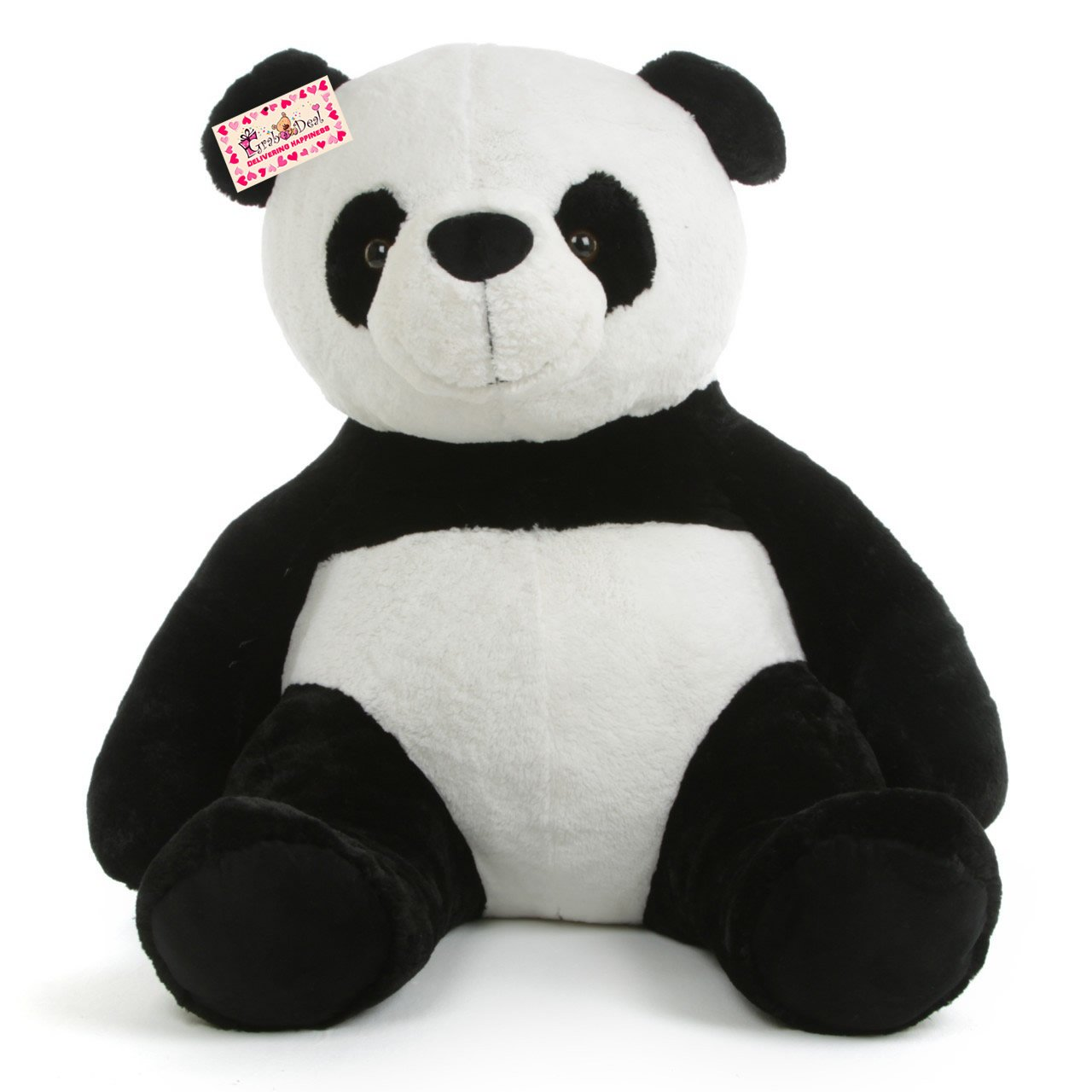 buy giant  feet papa panda teddy bear soft toy online at low  - buy giant  feet papa panda teddy bear soft toy online at low prices inindia  amazonin