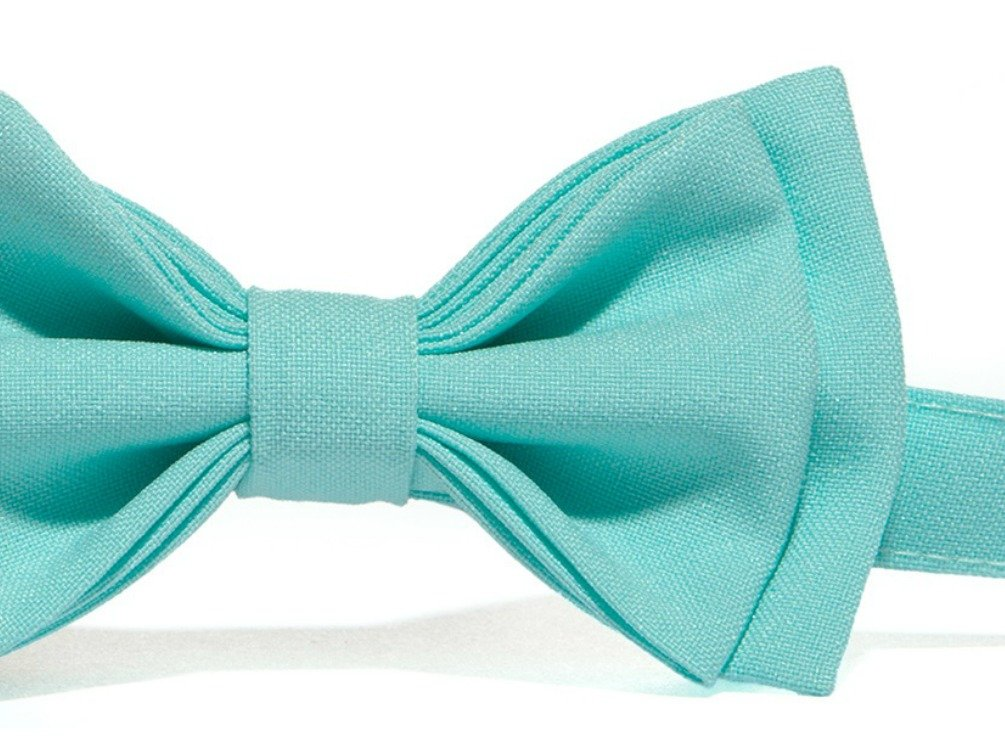 Baby Toddler Boy Men's Bow Tie Pre-tied - Made in USA BOW 32-2
