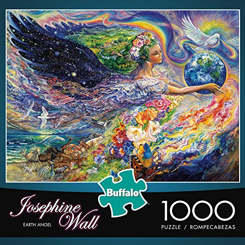 Buffalo Games Josephine Wall: Earth Angel - 1000 Piece Jigsaw Puzzle by Buffalo Games