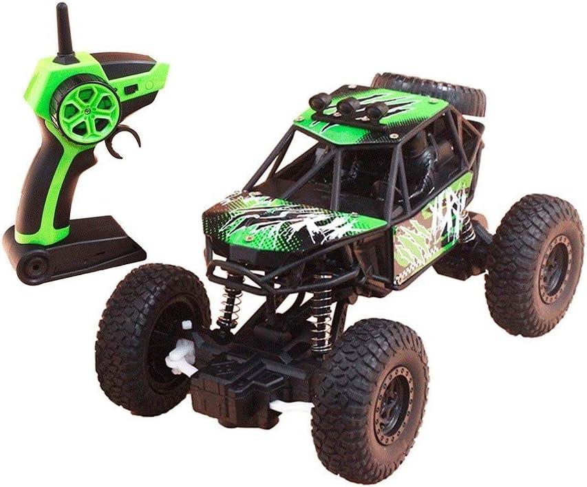 Editey RC Car 1/22 2.4G 2CH 2WD Beach Buggy altos caballos de fuerza del coche Monstruo coche todoterreno del desierto Highland trucos de Escalada Adultos coches regalos regalos de los muchachos Jugue