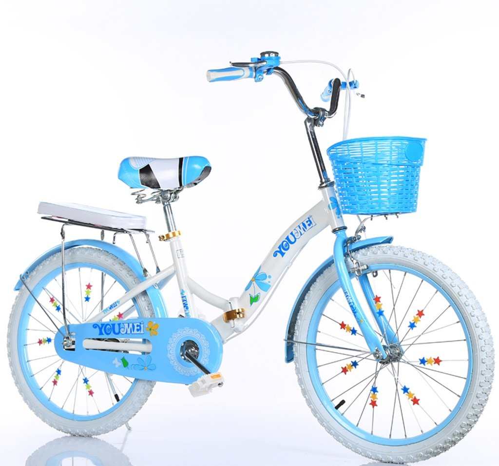 QFF スチール自転車、男の子、女の子自転車安全な子供時代の自転車5-18歳の赤ちゃん補助輪自転車115-128CM ZRJ (色 : A, サイズ さいず : 121CM) B07D37SY4L 121CM|A A 121CM