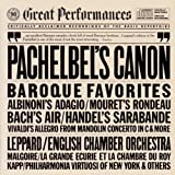 Classical Music : Great Baroque Favorites: Pachelbel's Canon