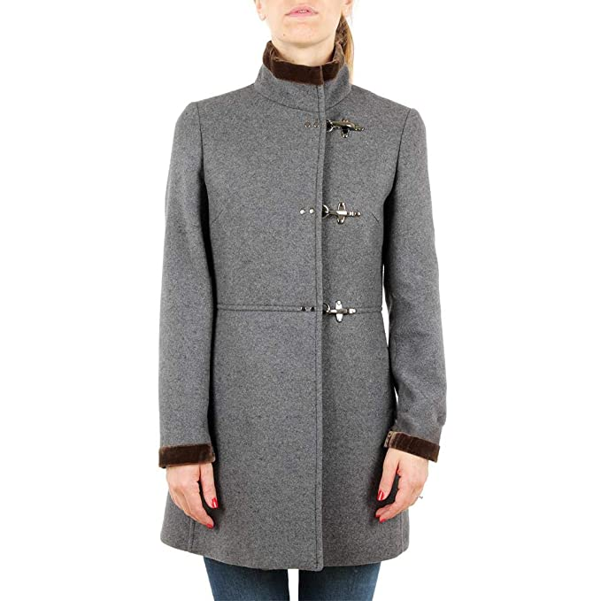 competitive price b0bd6 5c938 Fay Cappotto Virginia Donna MOD. NAW50354000 XL: Amazon.it ...