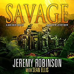 SAVAGE (A Jack Sigler Thriller - Book 6)