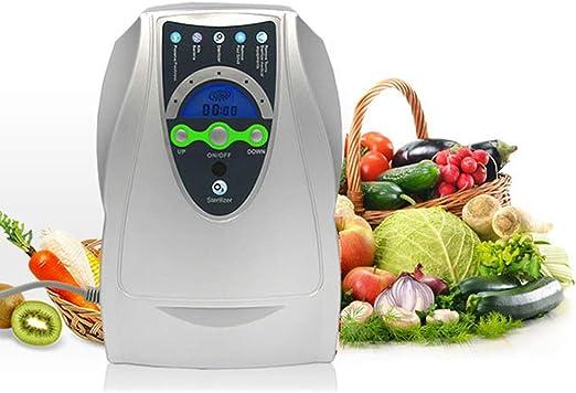 Generador De Ozono, Purificador De Aire DoméStico, Ozonizador Para Esterilizador De Agua, Verduras, EsterilizacióN ...