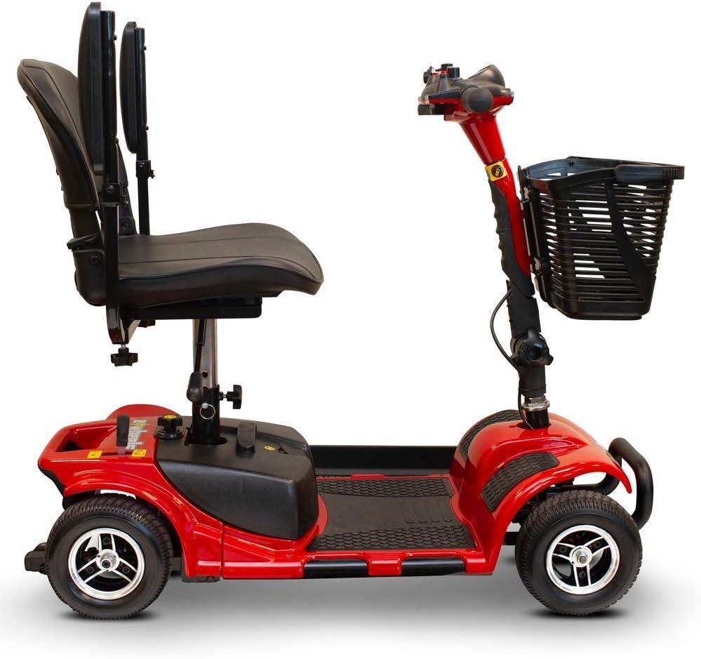 Amazon.com: eWheels EW-M34 - Patinete de movilidad de 4 ...