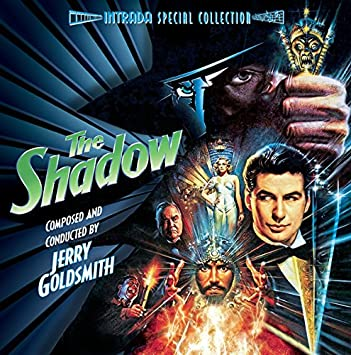 Image result for jerry goldsmith the shadow