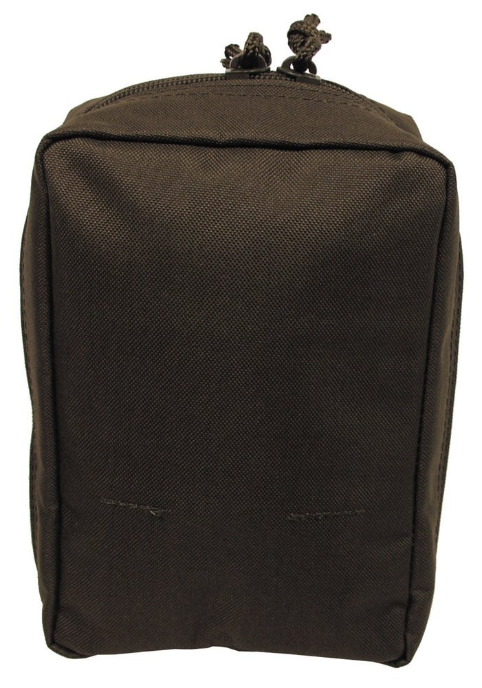MFH SMALL UTILITY MOLLE POUCH MEDICS POUCH GREEN OD