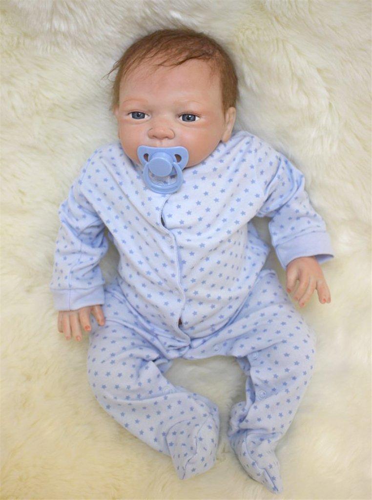 más descuento Terabithia Terabithia Terabithia Mi pequeño Cacahuete Real Reborn Baby Doll  ¡envío gratis!