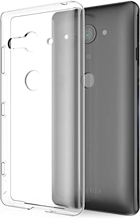 Scott-ES Sony Xperia XZ2 Compact Caso Funda Protectora Caso Ultra ...
