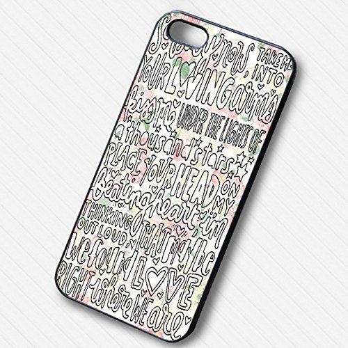 Collage Lyric pour Coque Iphone 6 et Coque Iphone 6s Case T1L8SL
